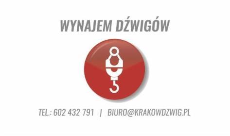 F.U. BONAR Zdzisław Bonar - Dźwigi Samochodowe Kraków