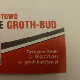 Groth-Bud - Gładzie Wejherowo