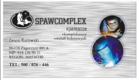 SPAWCOMPLEX - Hale Magazynowe Zagorzyce