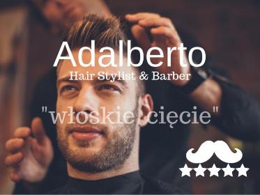 Adalberto Barber Warszawa - Fryzjer Warszawa
