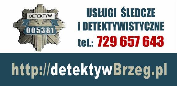Biuro Detektywistyczne M.P - Windykacja Brzeg
