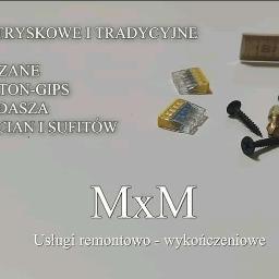 Metr na Metr (MxM) - Wykańczanie Mieszkań Dąbrowa Górnicza