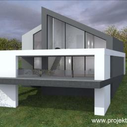 Projekty domów Poznań 1