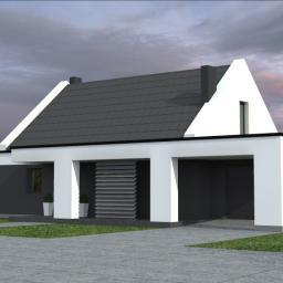 Projekty domów Poznań 2