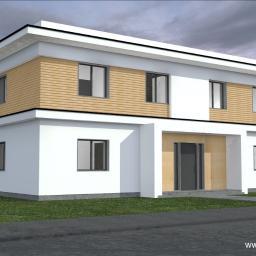 Projekty domów Poznań 4