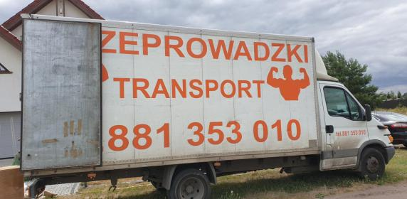 Transport Przeprowadzki - Przeprowadzki Suchy Las