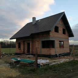 Usługi budowlane Piotr Przybytek - Domy murowane Dobra