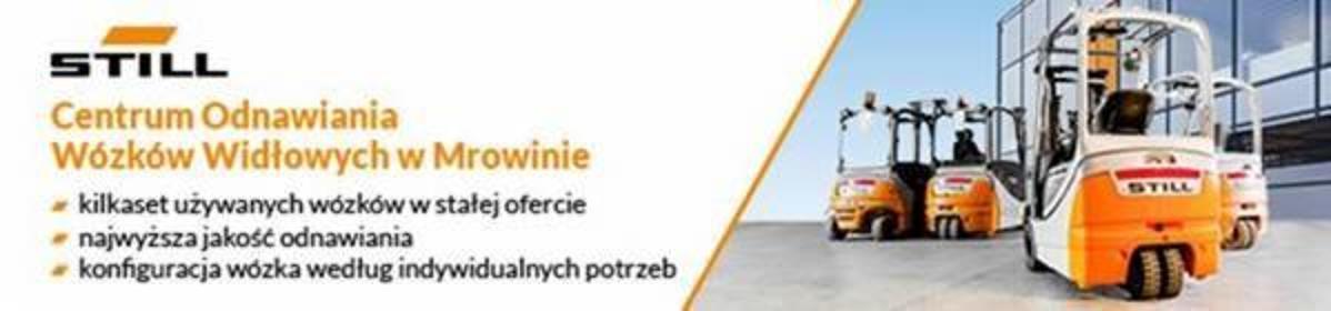 STILL POLSKA SP. ZO. O - Wózki widłowe Psary