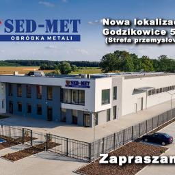 SED-MET S.C. - Balustrady Kute OŁAWA