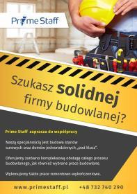 Prime Staff Sp. z o.o. - Prace Zbrojarskie Bolesławiec