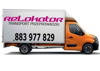 relokator - Firma transportowa Kraków