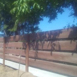 """""""PPHU JMS"""" - Ogrodzenia drewniane Wolsztyn"""