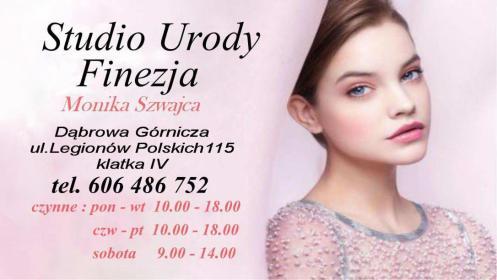 Studio Urody Finezja - Paznokcie Hybrydowe Dąbrowa Górnicza