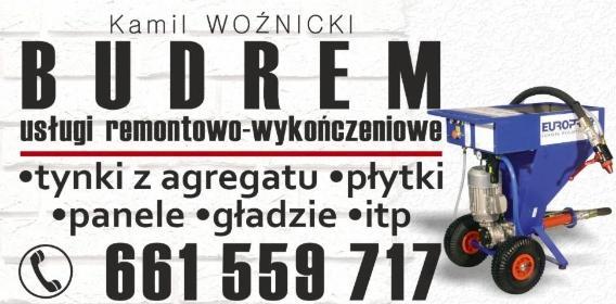 Woźnicki Kamil - Firmy budowlane Grabal