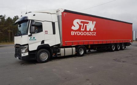 STW Bydgoszcz Sp. z o.o. - Serwis maszyn Lipniki