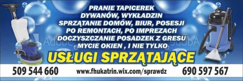 FHU KATRIN - Mycie Szyb Koźmin Wielkopolski