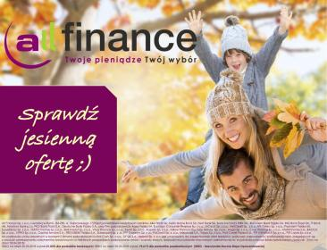 All finance - Pożyczki bez BIK Jędrzejów