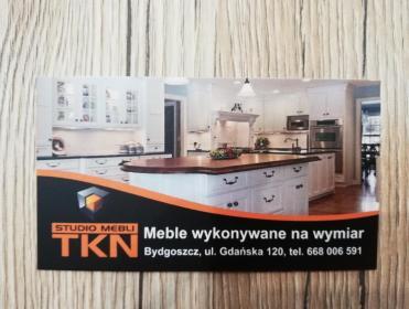 TKN Studio Mebli - Szafy na wymiar Bydgoszcz