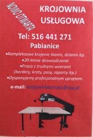 EVI - Krojownia Pabianice