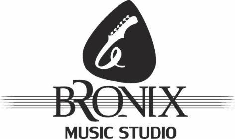 Bronix Music Studio - Lakcje Gitary Bytom