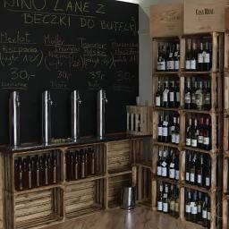 whiskey wine & beer story - Alkohol Warszawa