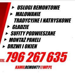 Komplex Dom usługi remontowe - Firma remontowa Pierzchnica