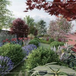 Sztuka Krajobrazu - Projektowanie ogrodów Wrocław