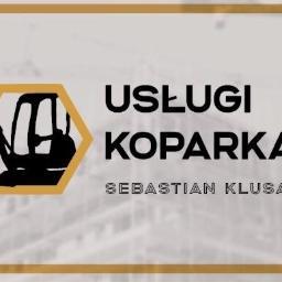 Usługi koparkami Sebastian Klusak - Wywóz Gruzu Gutów