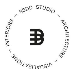 33DD - wizualizacje 3D, projektowanie wnętrz, spacebranding - Projekty Mieszkań Zielona Góra