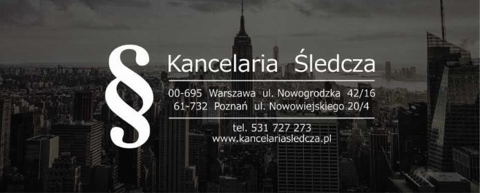 Kancelaria Śledcza sp. z o.o. - Detektyw Poznań