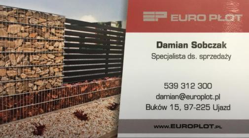 Euro Płot - Ogrodzenia Ujazd