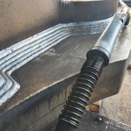 MAG-SPAW - Schody metalowe Sadki