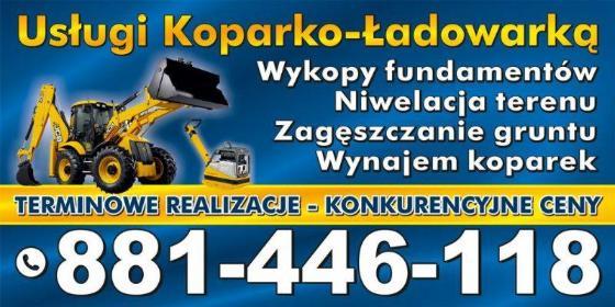 Moduł Serwis Usługi dla Przemysłu Petrykowska Aneta - Roboty ziemne Płock