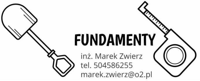 Fundamenty Marek Zwierz - Murowanie ścian Oława