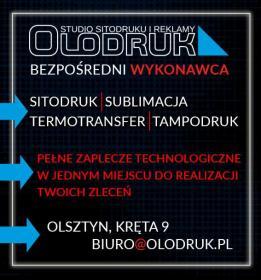 Olodruk - Usługi Poligraficzne Olsztyn