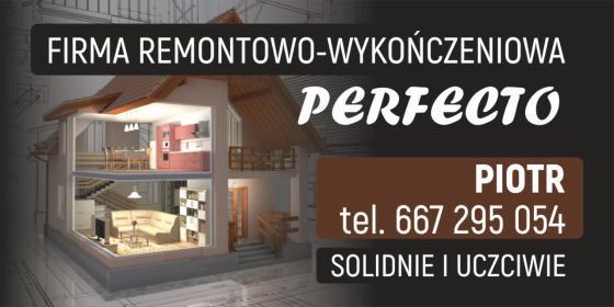 PERFECTO - Firma remontowa Bydgoszcz