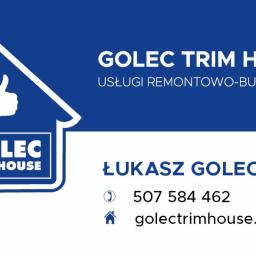 Łukasz Golec - Firma remontowa Węgierska Górka
