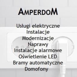 AMPERDOM - Serwis Alarmów Kowala