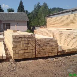 Przedsiebiorstwo Handlowo - Uslugowe - Skład drewna Srem