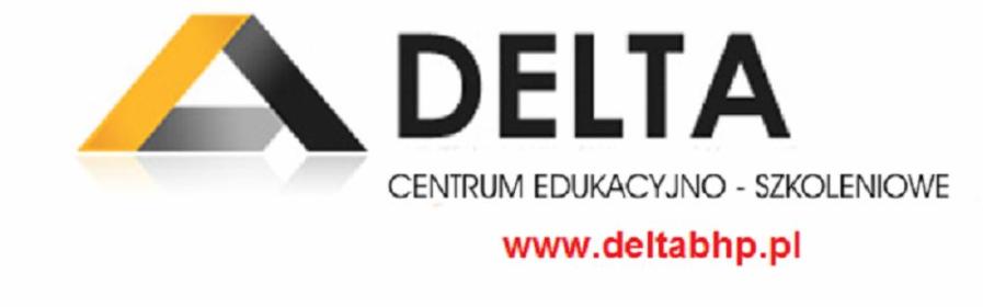 Centrum Edukacyjno-szkoleniowe Delta - Kursy zawodowe Warszawa