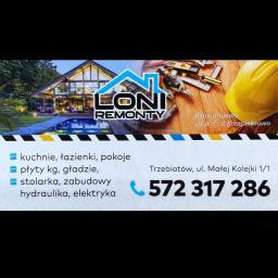 Loni Remonty - Firma remontowa Trzebiatów