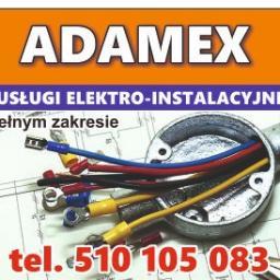 Adamex - Domofony, wideofony Wielicki