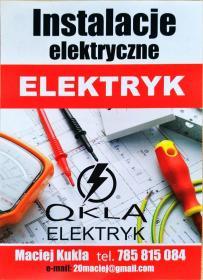 Qkla Elektryk - Podświetlane Sufity Cieszków