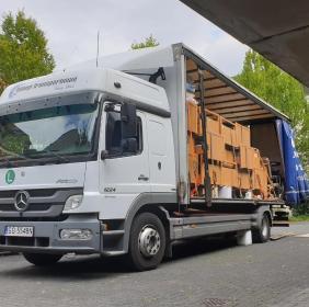 Transport Kamil Paluch - Transport ciężarowy krajowy Żernica