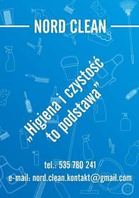 Nord-Clean Adrian Waletzko - Mycie okien Wrocław
