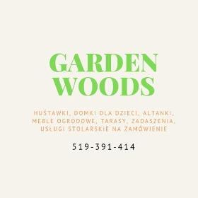 Garden Woods - Naprawa okien Łukowica