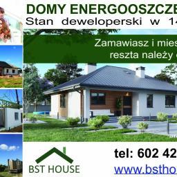 BST Invest Sp. z o.o. - Domy z Drewna Kowala-Stępocina