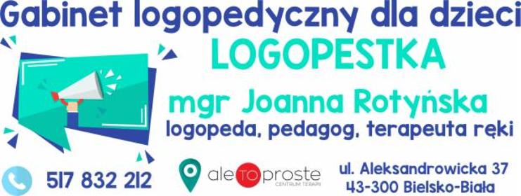 """Gabinet logopedyczny dla dzieci """"Logopestka"""" - Logopeda Bielsko-Biała"""