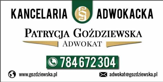 Kancelaria Adwokacka adwokat Patrycja Goździewska - Adwokat Rzeszów