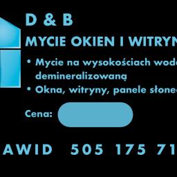 Mycie okien Barcikowice 1